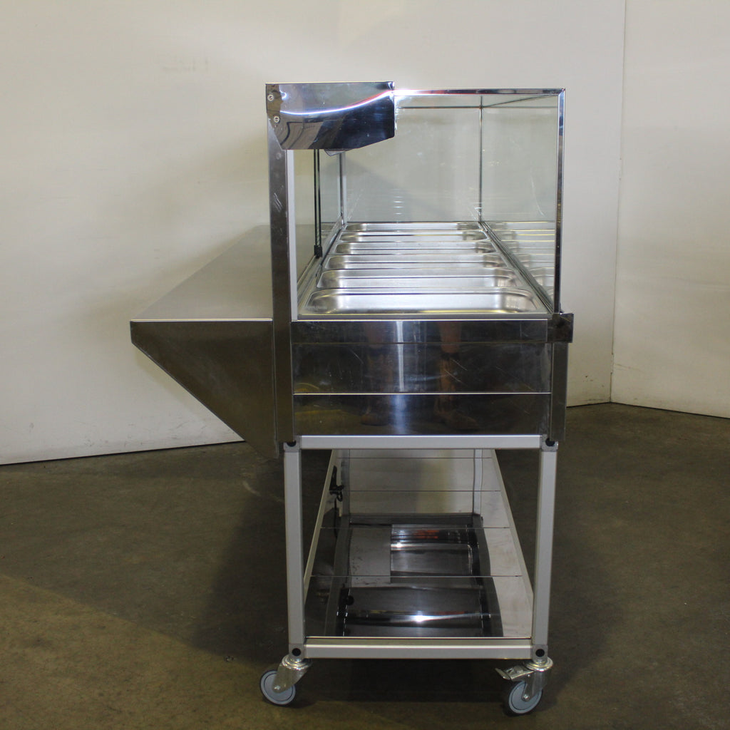 Roband S26 C/Top Hot Food Bar (4)