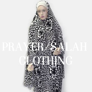 PRAYER CLOTHING