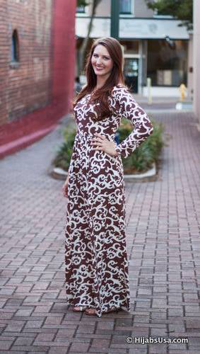 Suzan Maxi Dress
