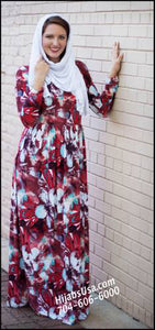 Nancy Maxi Dress