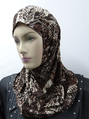 Safari 2pc Amira Hijab