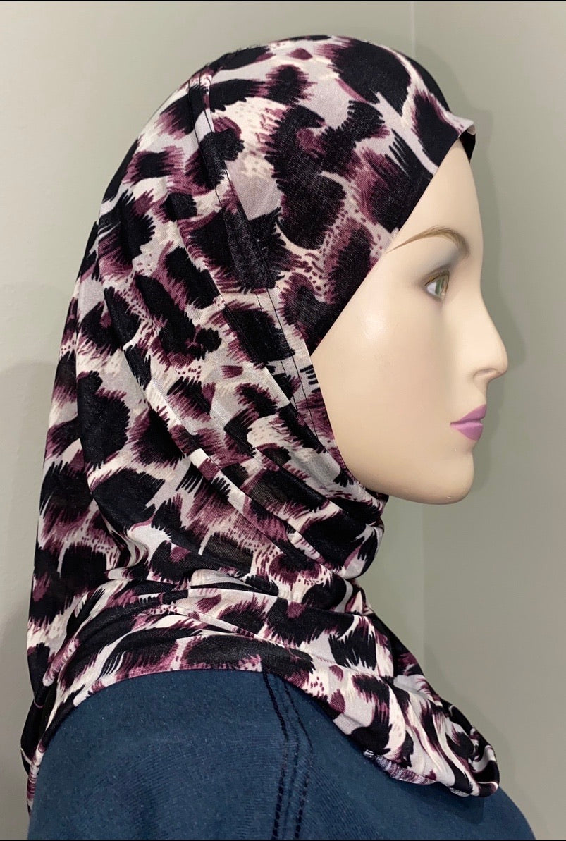 Fearless Beauty  2pc Ameera Hijab