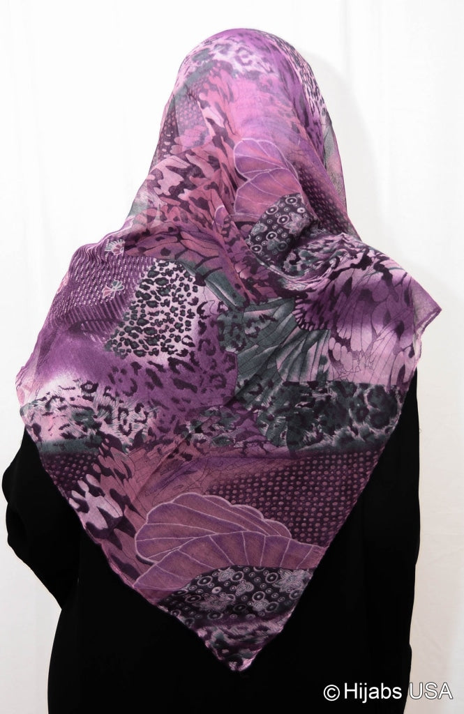 Tropical Dream Shawl Cotton Shawl/wrap/shayla Viscose