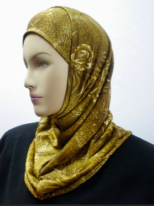 Forest Rose 2PC Ameera Hijab