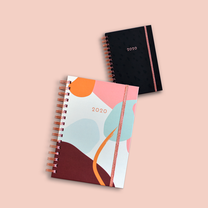 Black Friday - 2 Planners, 20% Off
