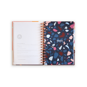 The Coco - Lala Letter 2020 Planner