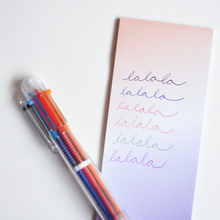 Load image into Gallery viewer, Lala Letter Color Pen