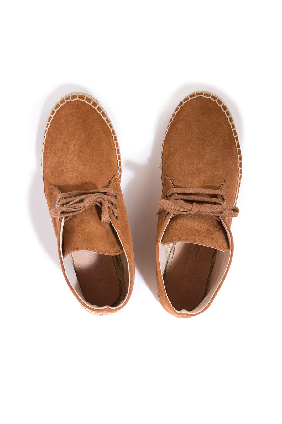Madera - Brown Suede