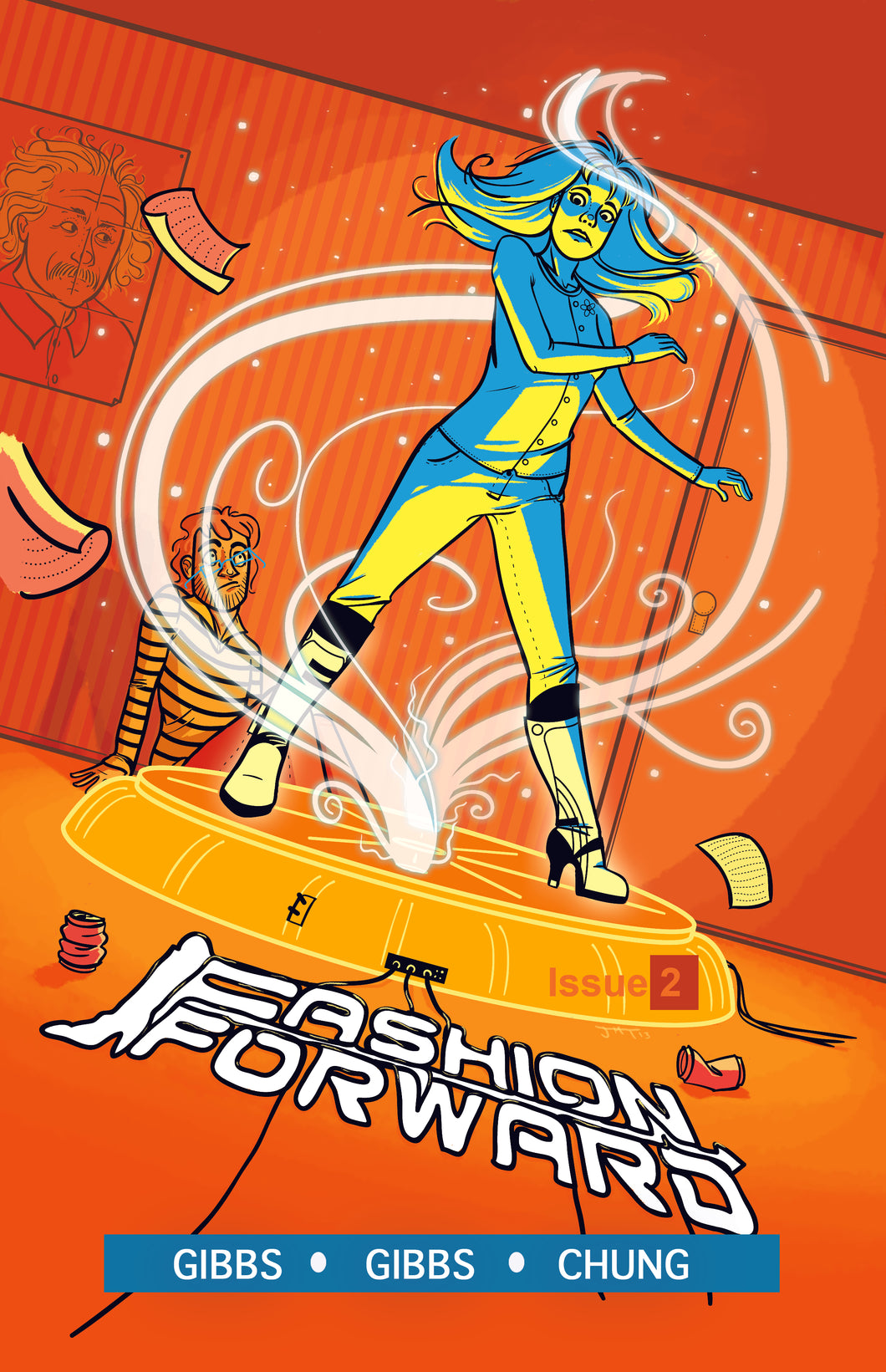 Fashion Forward (Issue #2)