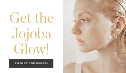 jojoba oil benefits skin Ogee Organic Glow Face oil