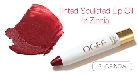 Ogee Tinted Lip Oil Zinnia