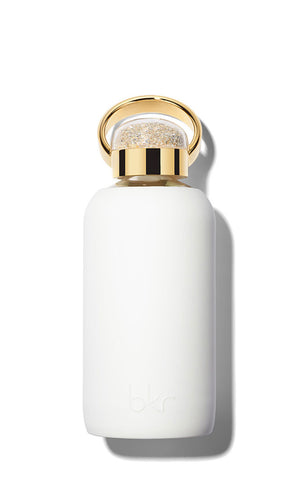 BKR, Yellow Gold Winter Water Bottle