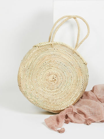Free People, Marrakech Straw Basket