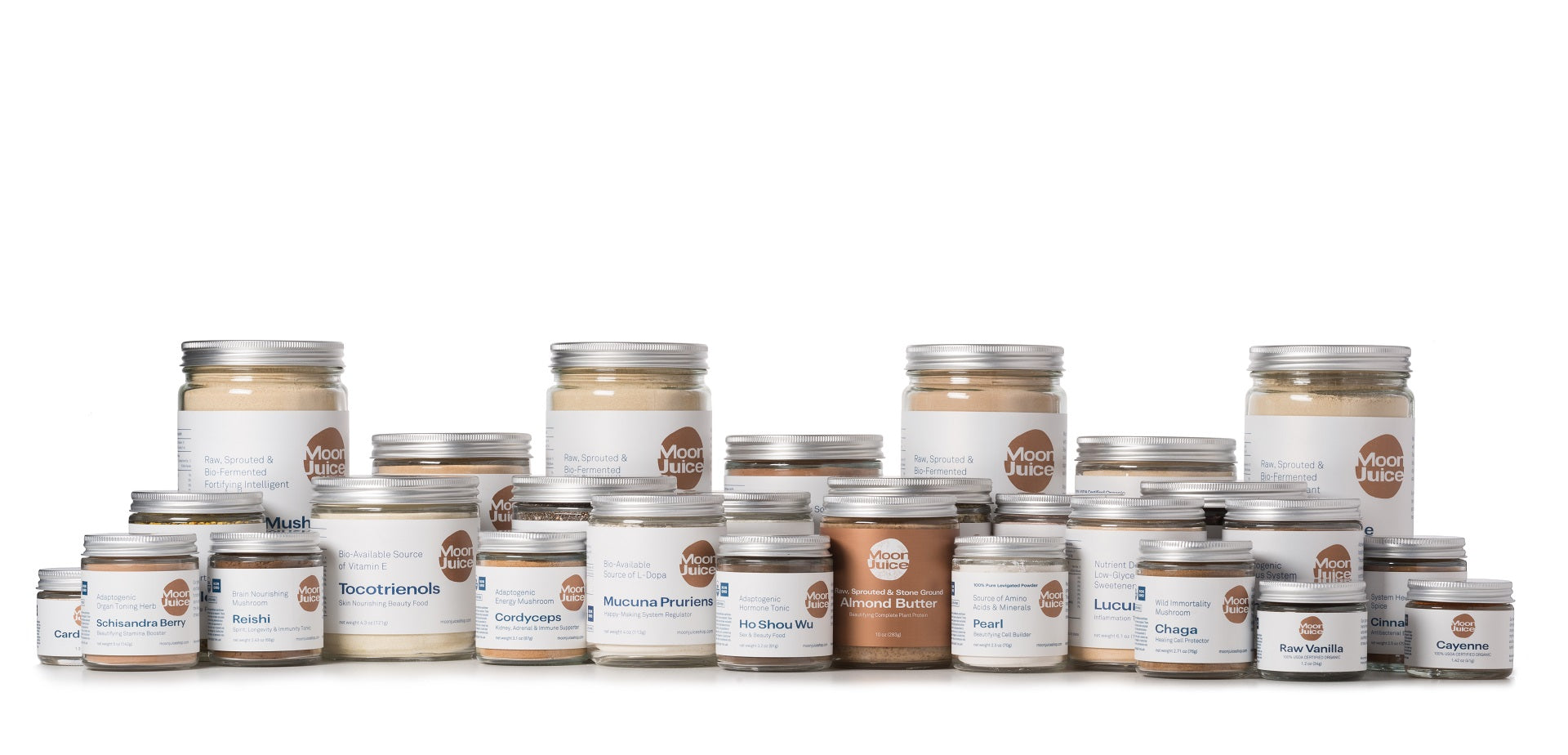 Moon Juice, full moon pantry collection, super dust