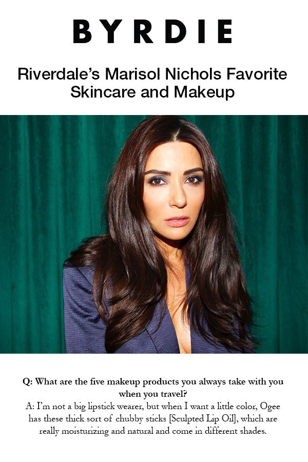Riverdale's Marisol Nichols Favorite Skincare and Makeup