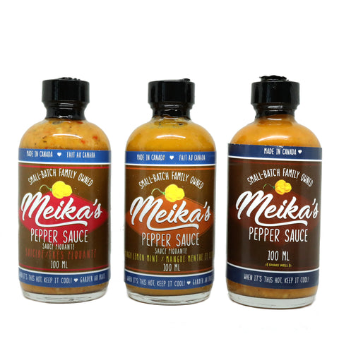 4 oz sauce Try Pack