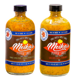 2 pack of 8 oz sauces