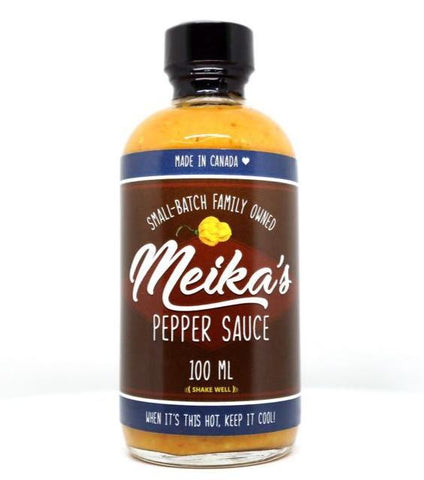 4 oz Meika's Original Pepper Sauce