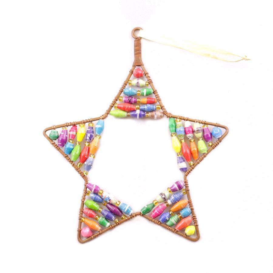 Paper Bead Ornament Collection