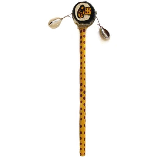 Cheetah Pencil Drum Shaker Africa