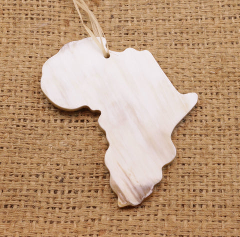Cow Horn Ornament - Africa