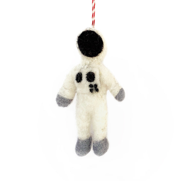 Astronaut Christmas Ornament Fair Trade