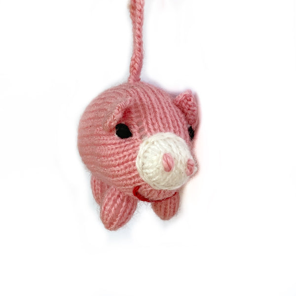 Pig Ornament Fair Trade