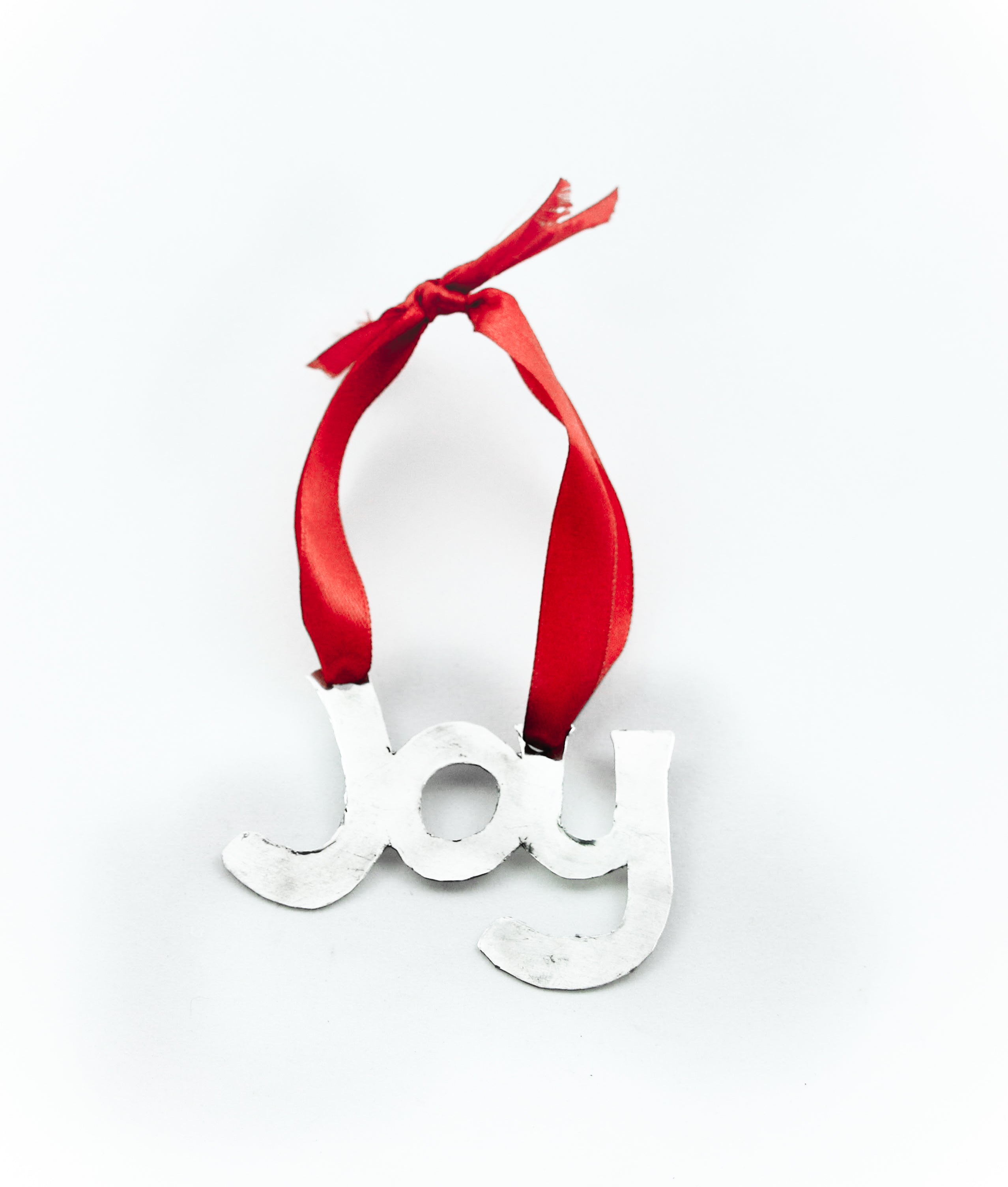 Joy Ornament from Kenya
