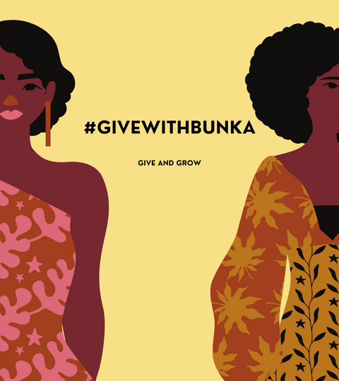 Give with Bunka
