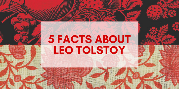 Leo Tolstoy's 191st birthday: 5 facts you might not know about the Russian writer