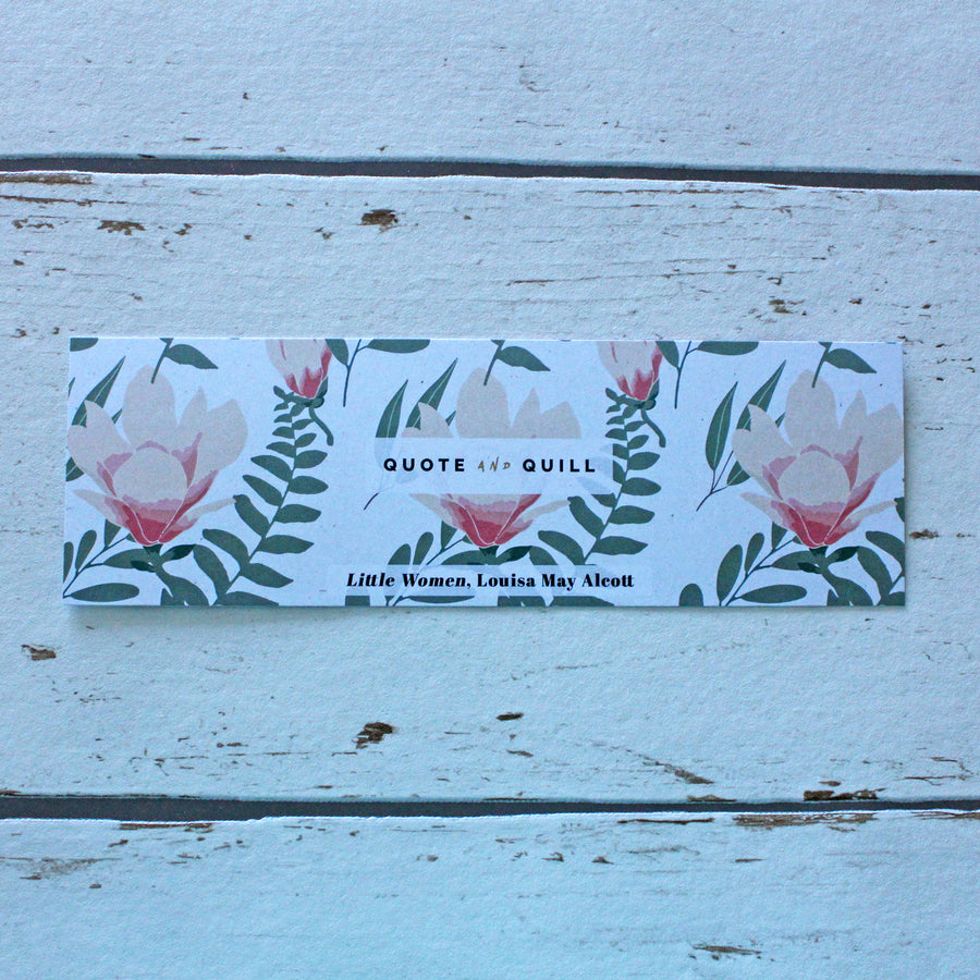 Little Women - 'In This Workaday World' Bookmark