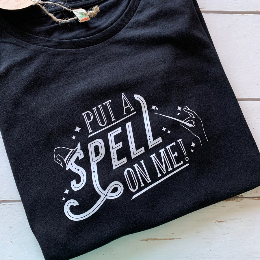 Put A Spell On Me Recycled T-Shirt