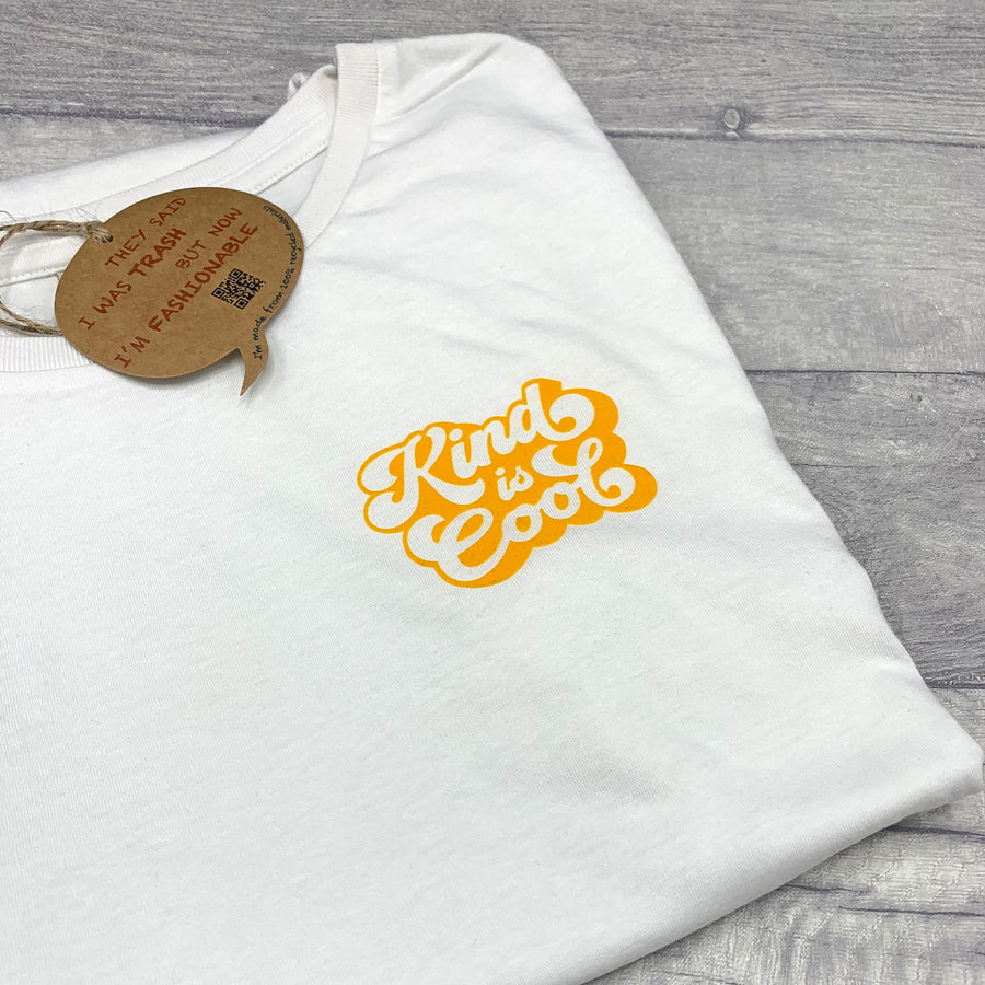 Kind Is Cool Recycled T-Shirt