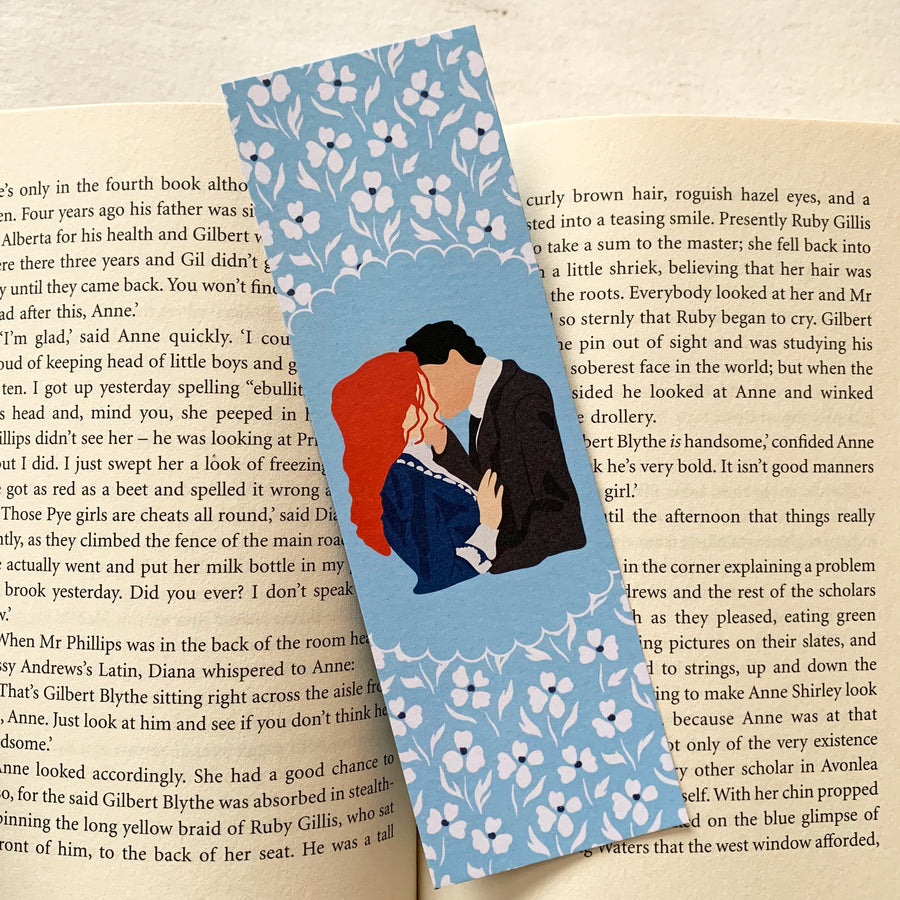 Anne of Green Gables Bookmark and Postcard Set