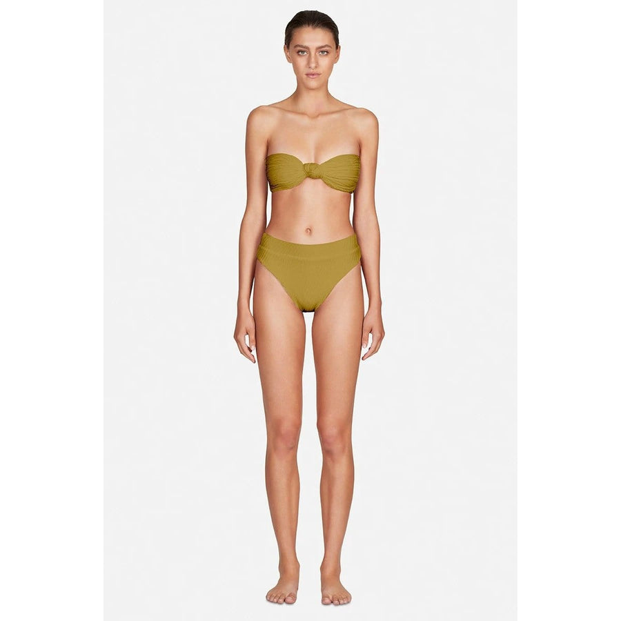 Fella Hubert High Waist Bottom - Moss Bottoms