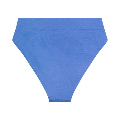 Hubert High Waist Bottom - Sea Blue