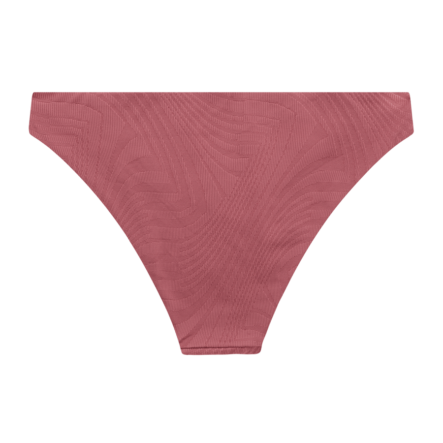 Rick James Bikini Bottom - Deco Rose
