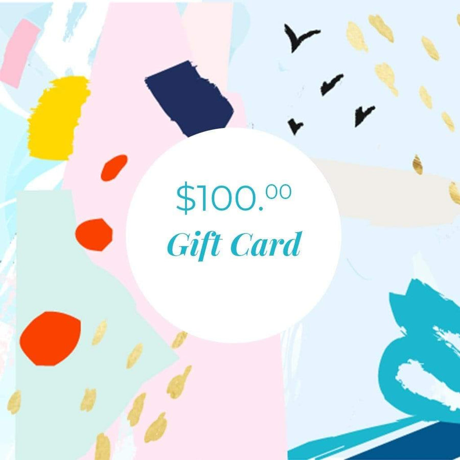 Beach Luxe Gift Card ~ Beach Essentials