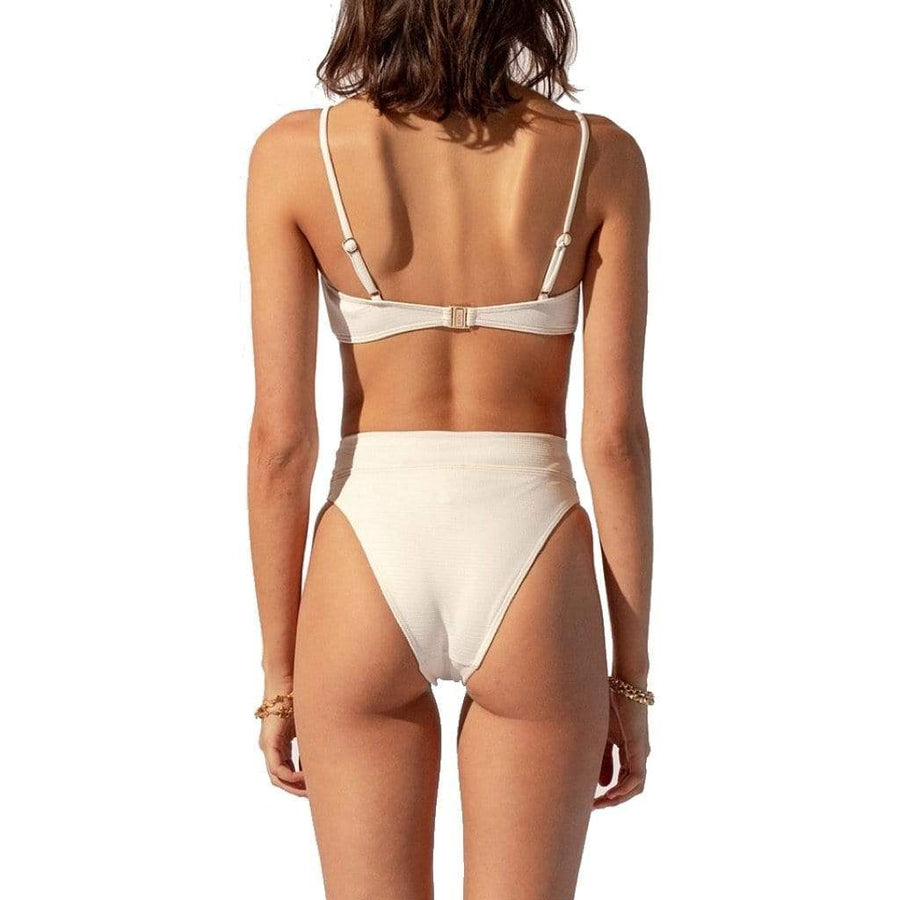 Beach Luxe Kaia Super High Cut Bottom