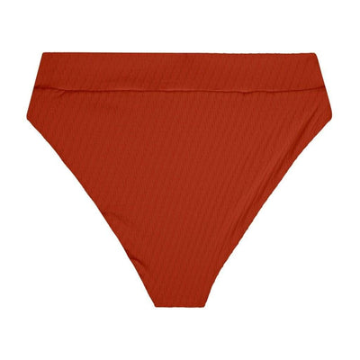 Fella Hubert High Waist Bottom - Terracotta Bottoms