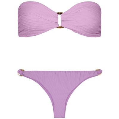 Fella Vincenzo Bottom - Lilac Bottoms