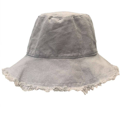 Isla Scott Dune Bucket Hat - Vintage Blue Hat