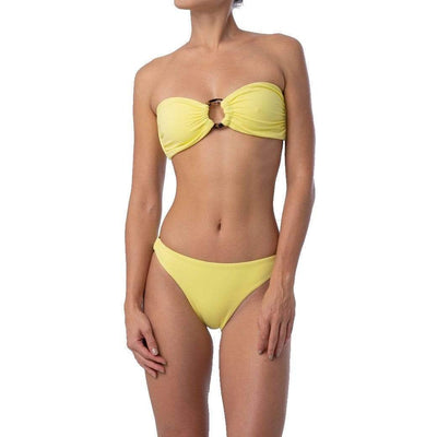 Palm Swimwear Perla Bikini Yellow