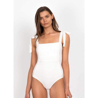 Peony Sonnet Pintucked One Piece One Piece 8