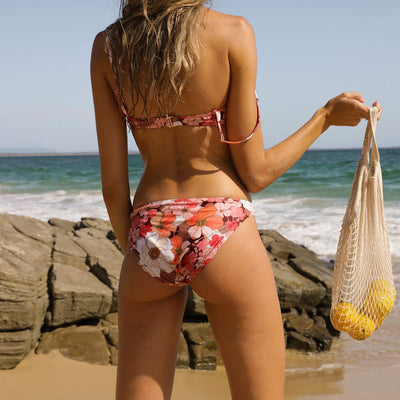 Peony Swimwear Wallflower Hi Line Pant Bottoms