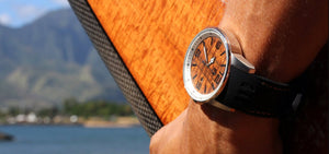 Koa Wood Watch Collection