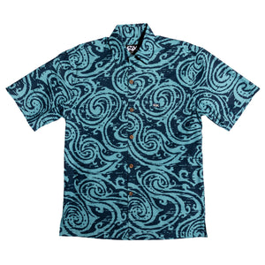 TAKO POKE Classic Fit Hawaiian Shirt