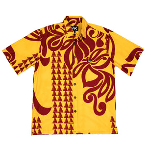 HALAU Classic Fit Hawaiian Shirt