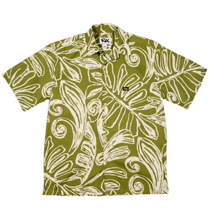 KUPU Classic Fit Hawaiian Shirt
