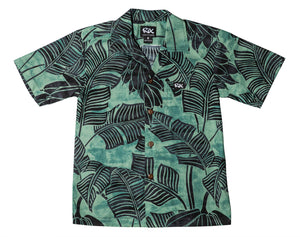 BANANA PATCH Boys Aloha Shirt